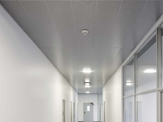 Clip in c1 conformetal for Faux plafond perfore
